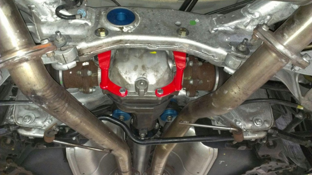 Diy Solid Diff Bushing Install No Subframe Drop Method